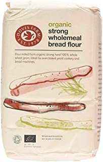 Doves Farm - Organic Strong Wholemeal Bread Flour - 1.5Kg