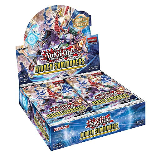 YGO Hidden Summoners Booster Display (24 stuks) EN