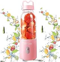 YJLGRYF Portable Juicer USB Rechargeable Travel Blender Outdoor Mini Juice Maker Fruit Mixer Squeezer Household multifunctional fruit mixer