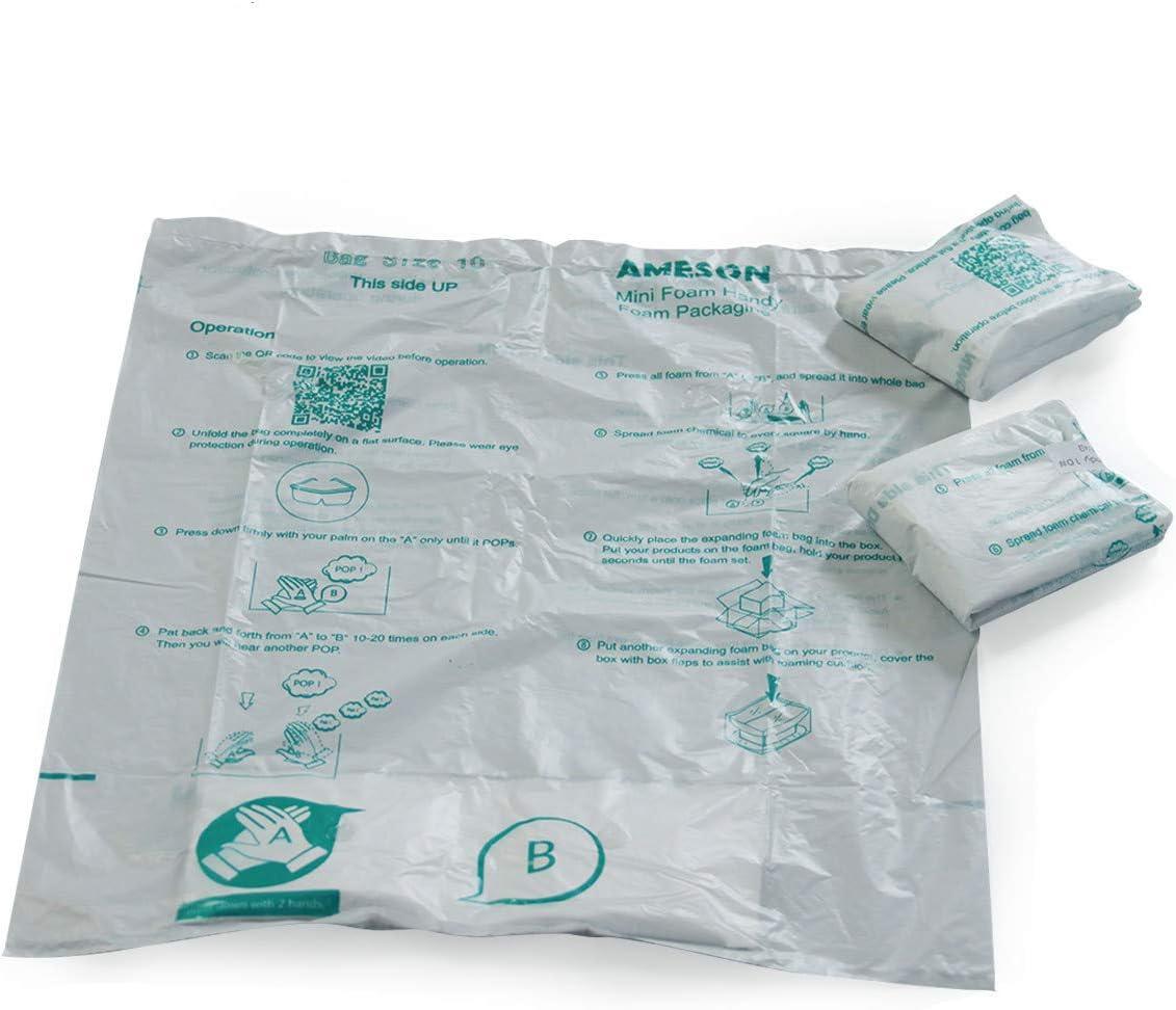 "Foam Bag for Packaging Max 45% OFF 16 Pack Handy #10 Bags 14"" 16"