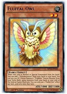 Yu-Gi-Oh!! - Fluffal Owl (MP15-EN141) - Mega Pack 2015 - 1st Edition - Rare