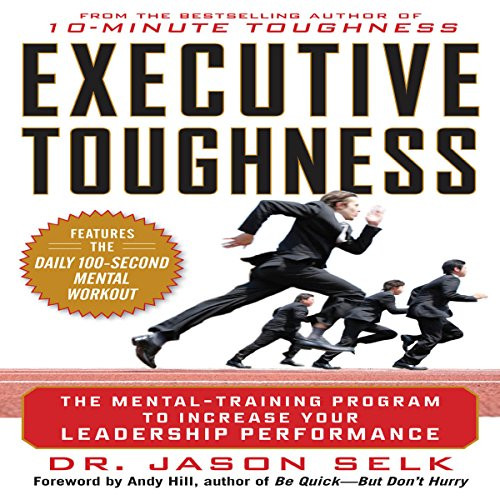 Executive Toughness cover art