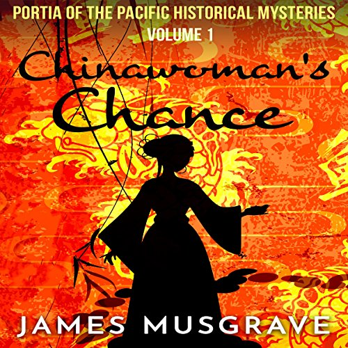 Chinawoman's Chance audiobook cover art
