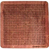 Martin Raynsford Wooden Fractal Tray Puzzle - Wunderlich Curve 2