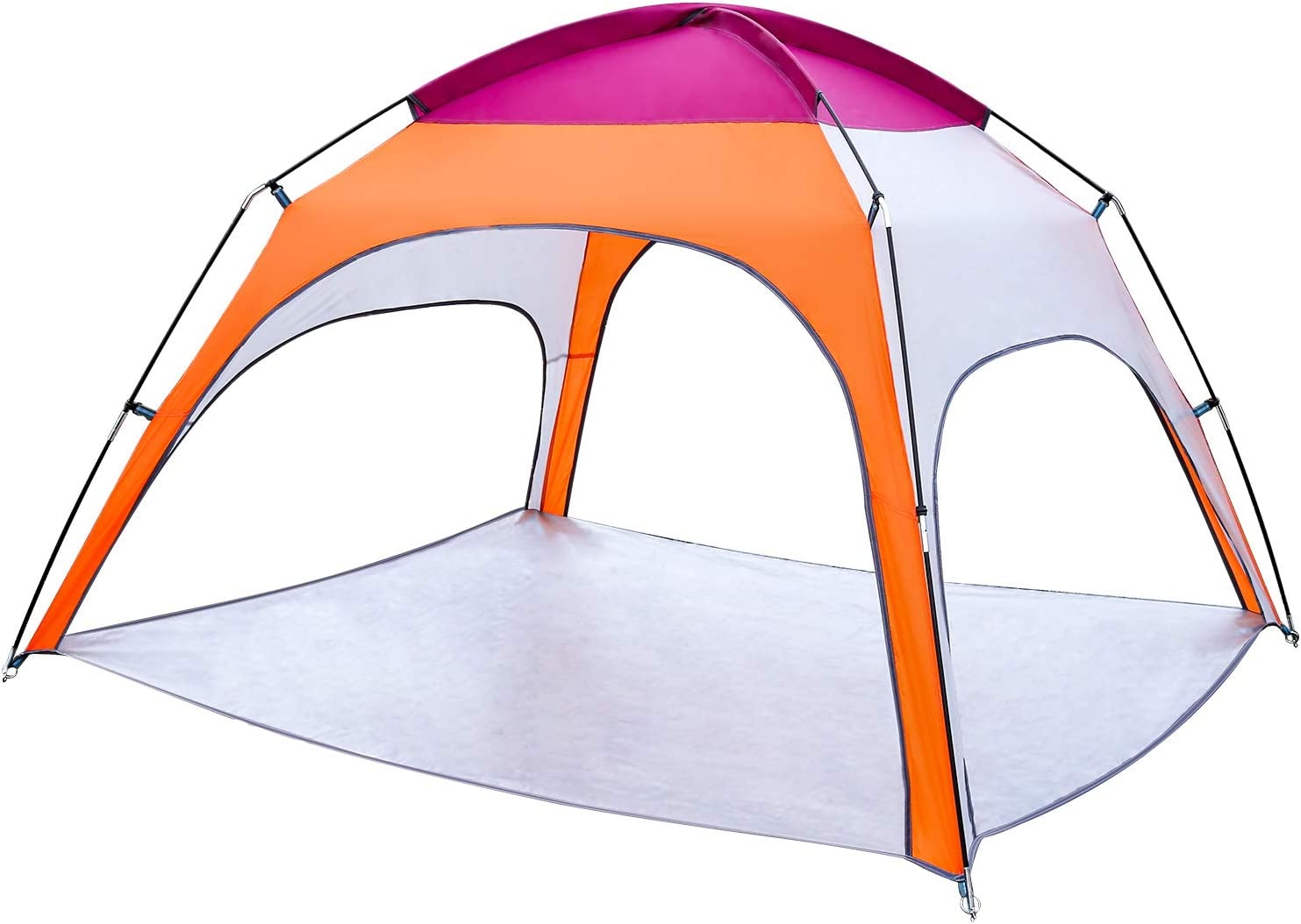 EooCoo Dome Special Campaign Tent TET899 Sun Shelter Instant Shade Canopy Parasol Trust