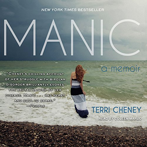 Manic audiobook cover art