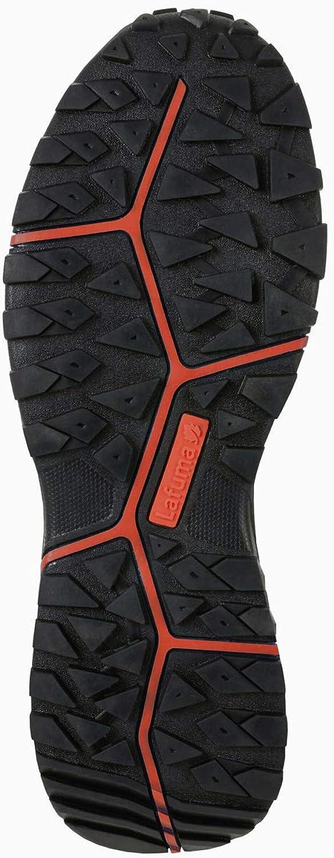 Lafuma - Shift Knit M - Chaussures de Randonnée Homme - Basses, Légères et Respirantes - Polyester - Noir Poseidon