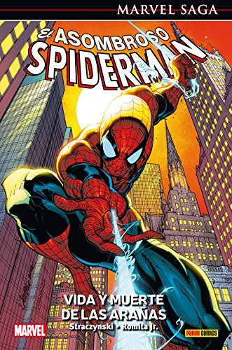El Asombroso Spiderman 3. Vida Y Muerte De Las Arañas