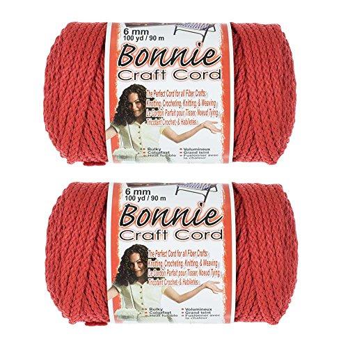 2 Pack Bonnie Macramé Cord