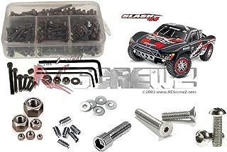 RCScrewZ Traxxas Slash 4x4 Stainless Steel Screw Kit  tra039   For Traxxas Kit (#6808/68086)