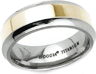 Boccia 女士戒指钛金 q0110-0148