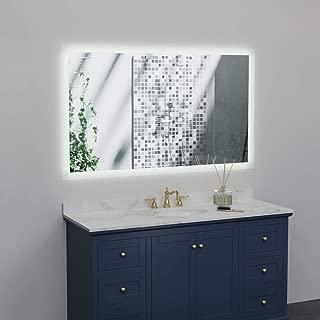 bathroom mirror light and shaver socket