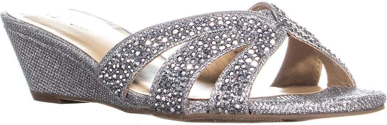 Thalia Sodi Womens Ronie Open Toe Casual Platform Sandals