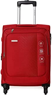 Aristocrat Sonata Cabin Polyester Red Strolley