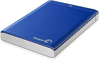 Seagate Backup Plus 1TB Portable External Hard Drive USB 3.0 (Blue)(STBU1000102)