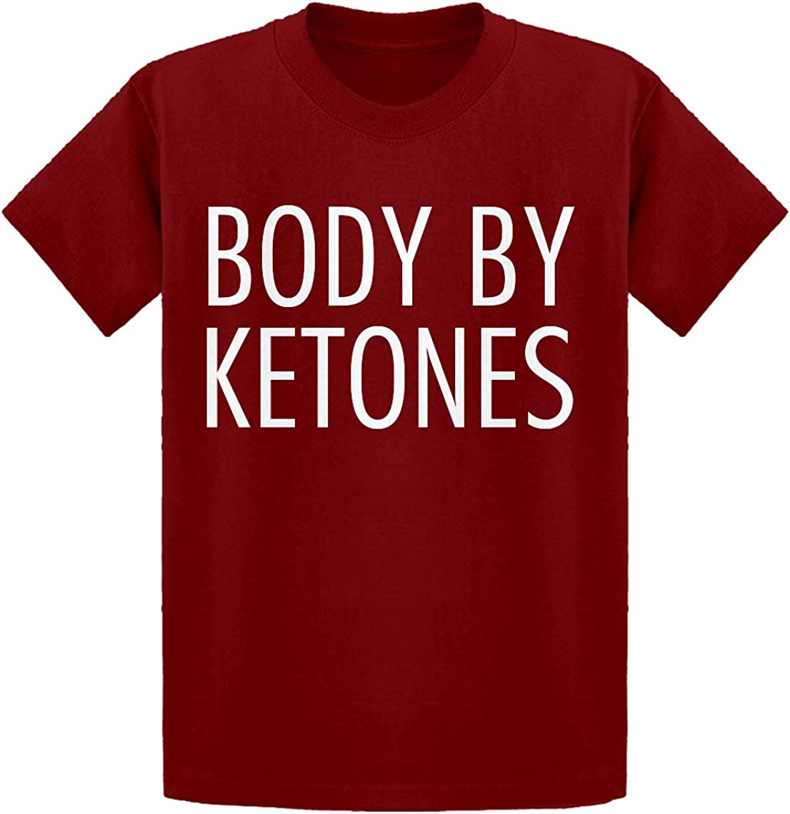 Indica Plateau Youth Body by Ketones Kids T-Shirt