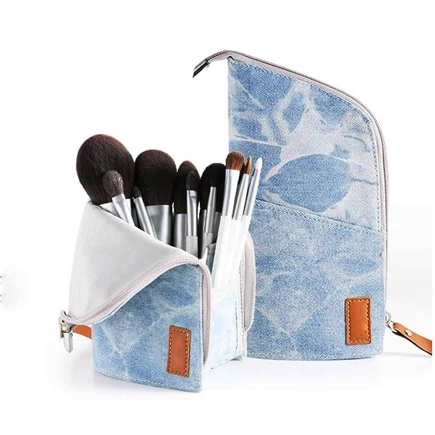 炭素何もないシネウィGaoxingbianlidian001 メイクアップブラシ、15メイクアップブラシセット、初心者に最適、ルースパウダーブラッシュアイシャドウアイブロウブラシ、センドブラシパッケージ,便利な化粧 (Color : White)