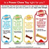 Nylabone Power Chew Textured Dog Chew Ring Toy #5