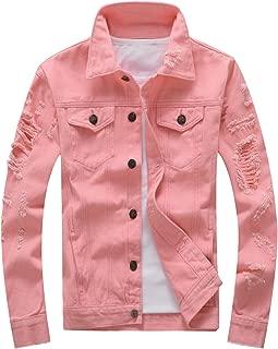 Men's Casual Wear Cotton Denim Jacket