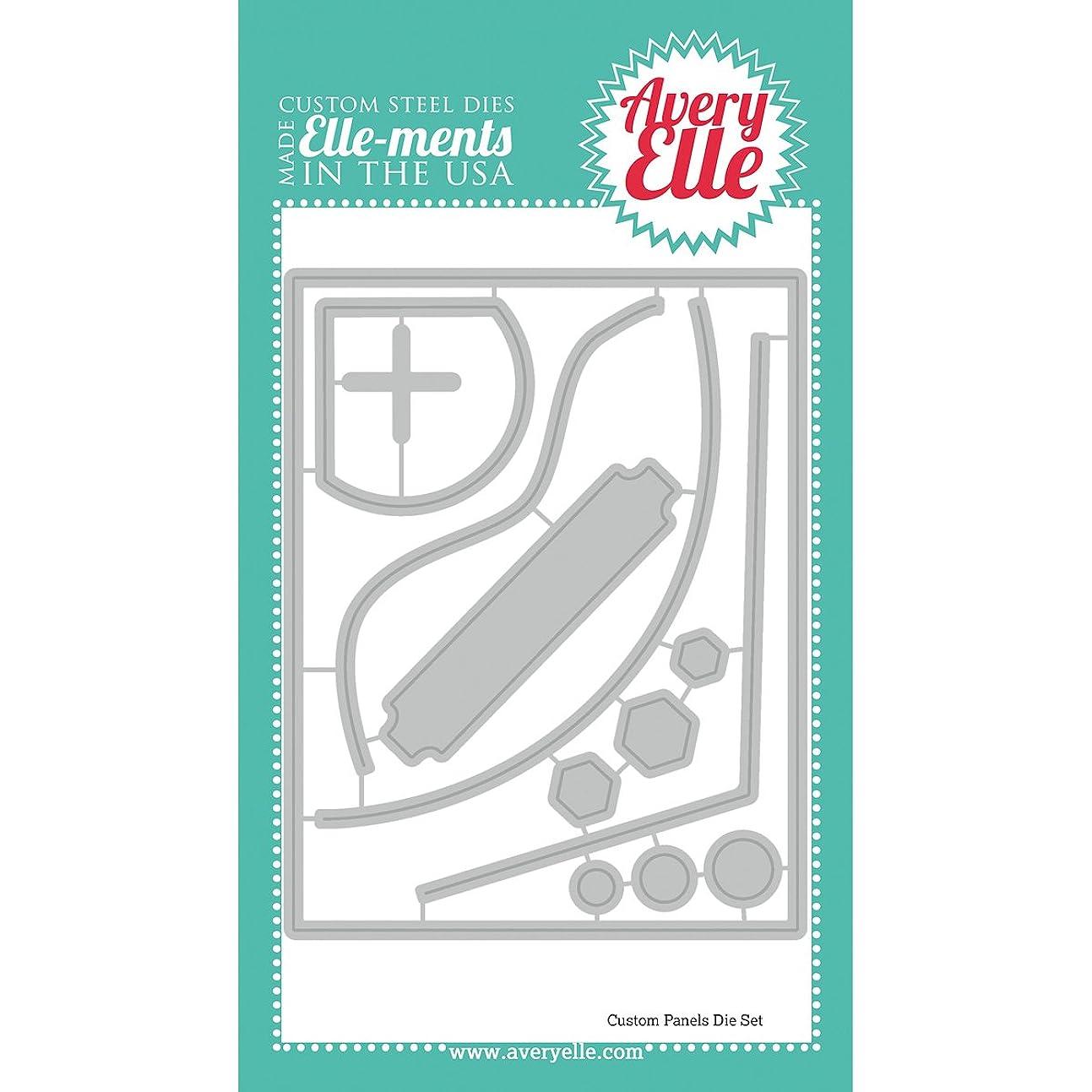 職人思い出させる褒賞Elle-Ments Dies-Custom Panels (並行輸入品)