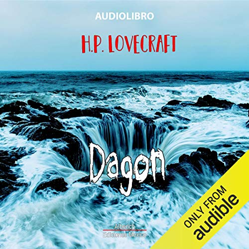 『Dagon (Spanish Edition)』のカバーアート