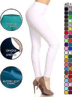 56c8bb1fb28b Leggings Depot High Waisted Leggings -Soft   Slim - More Colors   1000+  Prints