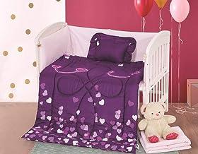 5-Piece Baby Collection Crib Bedding Set-Lucas-015