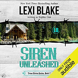 Siren Unleashed                   Auteur(s):                                                                                                                                 Lexi Blake,                                                                                        Sophie Oak (writing as)                               Narrateur(s):                                                                                                                                 CJ Bloom,                                                                                        Ryan West                      Durée: 12 h et 25 min     1 évaluation     Au global 5,0