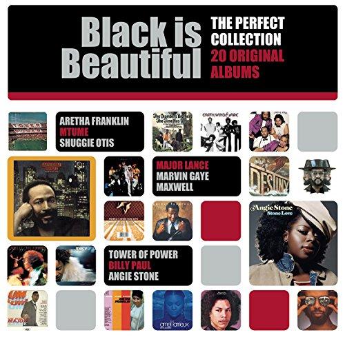 Black Is Beautiful : La Discothèque Idéale En 20 Albums Originaux (Coffret 20 CD)