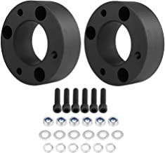 Qiilu 3 inch Front Leveling Lift Kit Compatible with Ford F150 2WD 4WD 2004 2005 2006 2007 2008 2009 2010 2011 2012 2013 2014 2015 2016 2017 2018