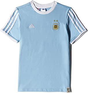 adidas 2015/16 Youth Argentina Messi Tee [CLBLUE]