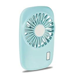 Aluan Mini Fan Powerful Small Personal Portable Fan