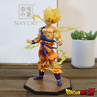 Asdfnfa Toy Model Character Crafts Sun Wukong Toy Statue Gift Ornament