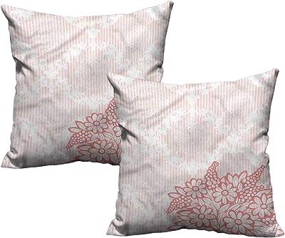 Amazon.com: Funda de almohada de muslo izquierdo, de felpa ...