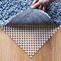 Htvront Hardwood Floors Non Slip Rug Pad