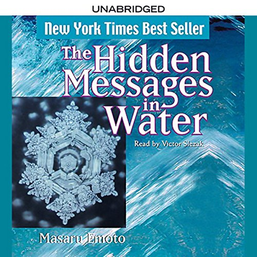 The Hidden Messages in Water audiobook cover art