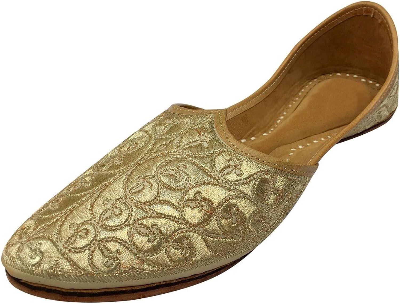 Step n Style Maharaja Look Old Mens Khussa shoes Mojari Punjabi Jutti Leaher shoes