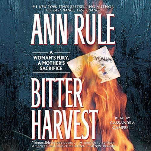 Bitter Harvest audiobook cover art