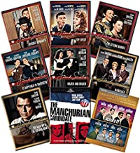 Ultimate Frank Sinatra 10-Film DVD Collection: Ocean's 11/Robin and the 7 Hoods/The Manchurian Candidate/Double Dynamite/Step Lively/The Kissing Bandit/It Happened in Brooklyn/Higher & Higher/Marriage