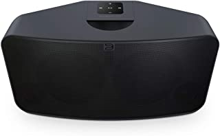 Bluesound Pulse 2i Wireless Multi-Room Smart Speaker with Bluetooth - Black - Works with Alexa and Siri