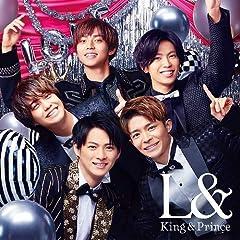 King & Prince「Key of Heart」のCDジャケット