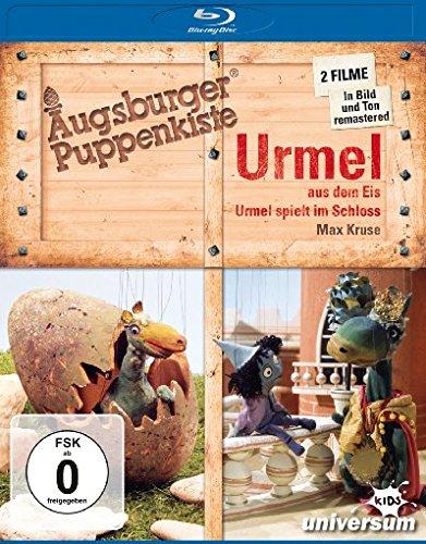 Urmel aus dem Eis/Urmel spielt im Schloss - Augsburger Puppenkiste [Blu-ray]