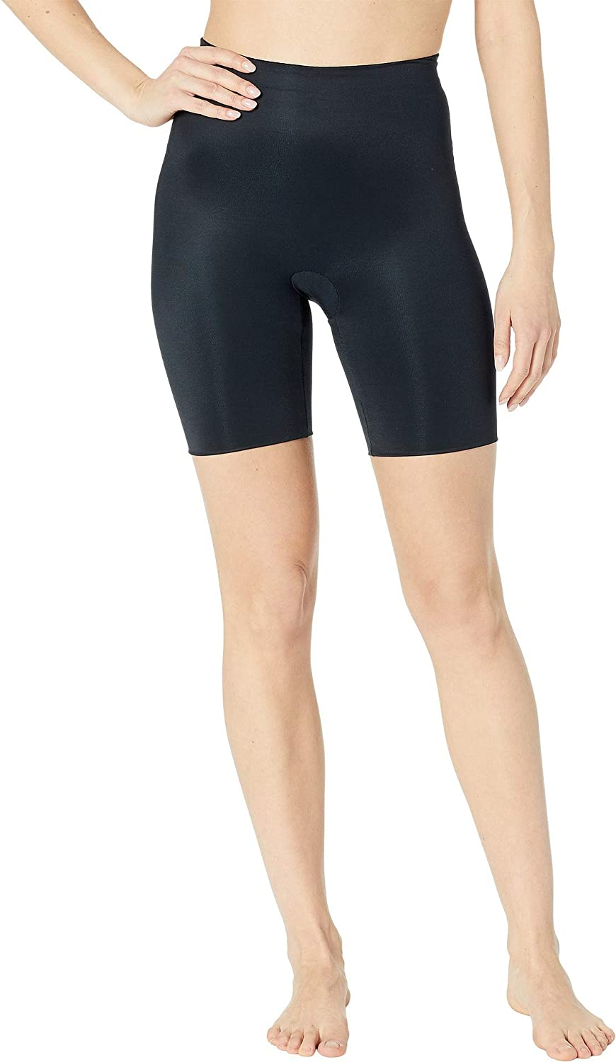 Spanx Suit Your Fancy Butt Enhancer Shaping Short-Natural Glam-1X-NWT-A347538