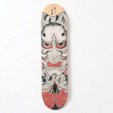 """""""OT"""" TATOO 般若 ジャパンアーティスト スケートボードノーマルデッキ"""