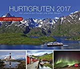 Hurtigruten Globetrotter Kreuzfahrten - Kalender 2017 - Heye