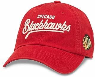 American Needle NHL Banks Twill Dad Cap