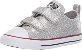 Kids Infants' Chuck Taylor All Star 2v Glitter Low Top Sneaker