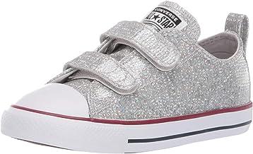 zapatillas niña blancas converse
