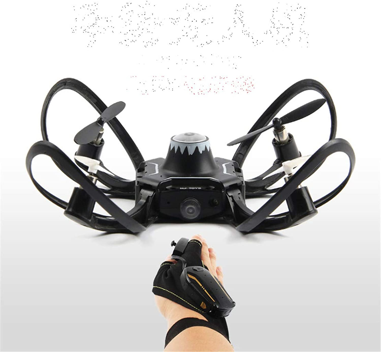 WEIGZ Gesture Control UAV mini folding aircraft fouraxis aircraft body sense remote control aircraft