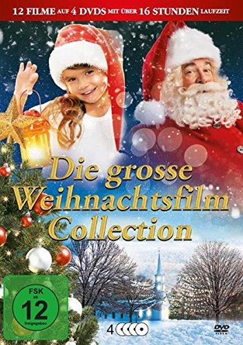 Die grosse Weihnachtsfilm-Collection (12 Filme) [4 DVDs]